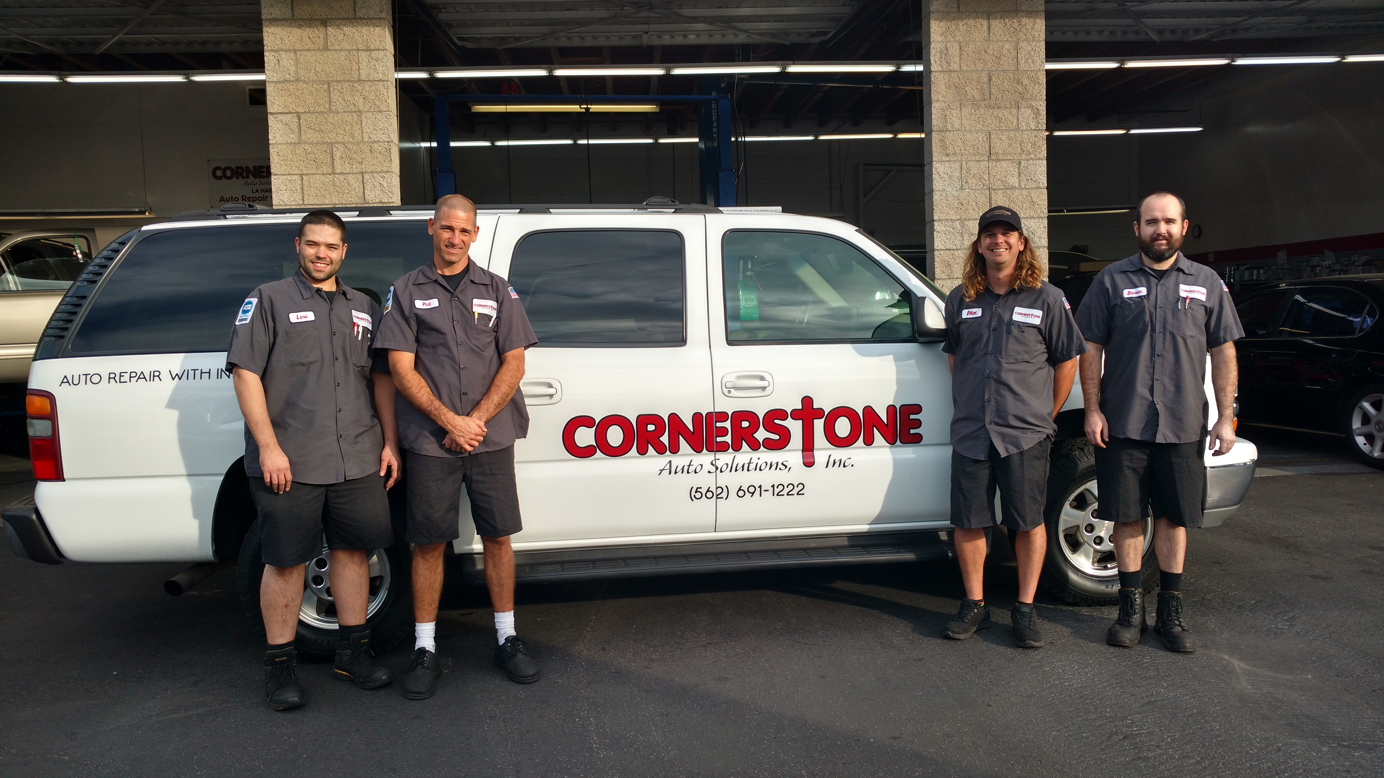 Cornerstone Auto Solutions Auto Repair With Integrity